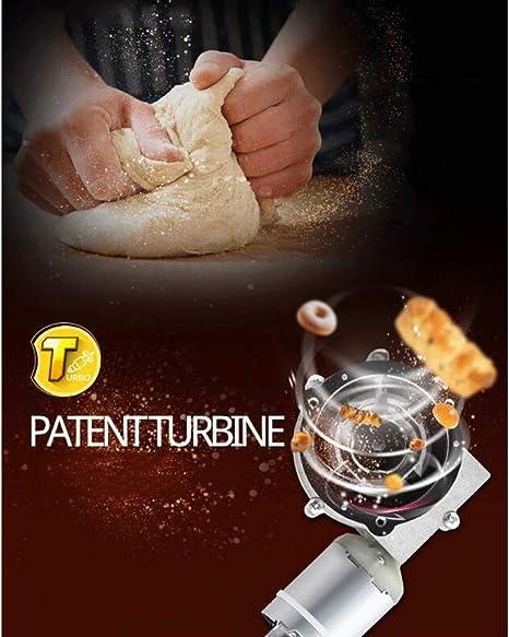 Digital Bread Maker con dispensador de Ingredientes automáticos -18 Funciones: Amazon.es: Hogar