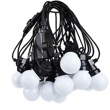 Leuchtmittel Weihnachtsbeleuchtung.Inhdbox 20er E27 Leds 4w Dekorative Lichterketten Leuchtmittel