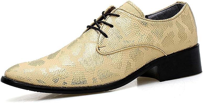 Scarpe Stringate Uomo Hilotu-Mens Shoes
