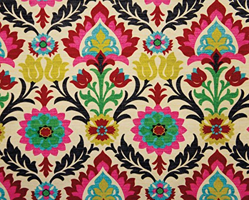Handmade Waverly Santa Maria Desert Flower Window Curtain Valance 54″ X15″ For Sale