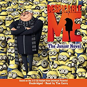 Despicable Me: The Junior Novel Audiobook