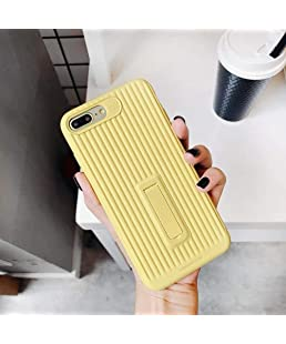 Box iPhone 8 Plus Case Phone Cases for iPhone 8 Plus iPhone 8 Case Plus Protective iPhone 8 Plus Case Shockproof Cell Phone Case iPhone 8 Plus Case Protective Case Waterproof for (Yellow, iPhone 6s)
