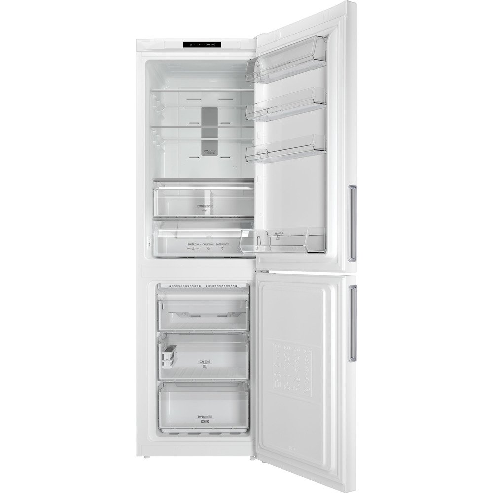 Hotpoint XH8 T2I W Independiente 340L A++ Blanco nevera y ...