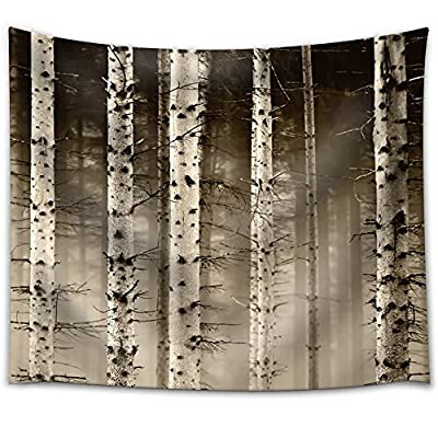 Sepia Forest on a Foggy Day, Made For You, Delightful Creative Design
