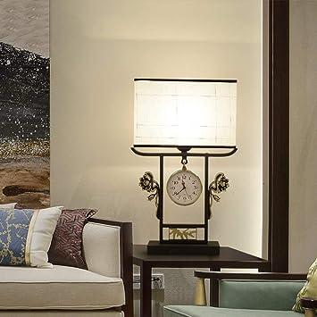 Lampe de chevet, lampe de table de chevet contemporaine ...