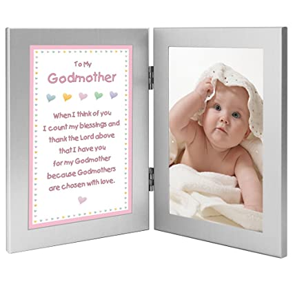 Amazon.com - Godmother Gift from Goddaughter for Baptism or Birthday ...