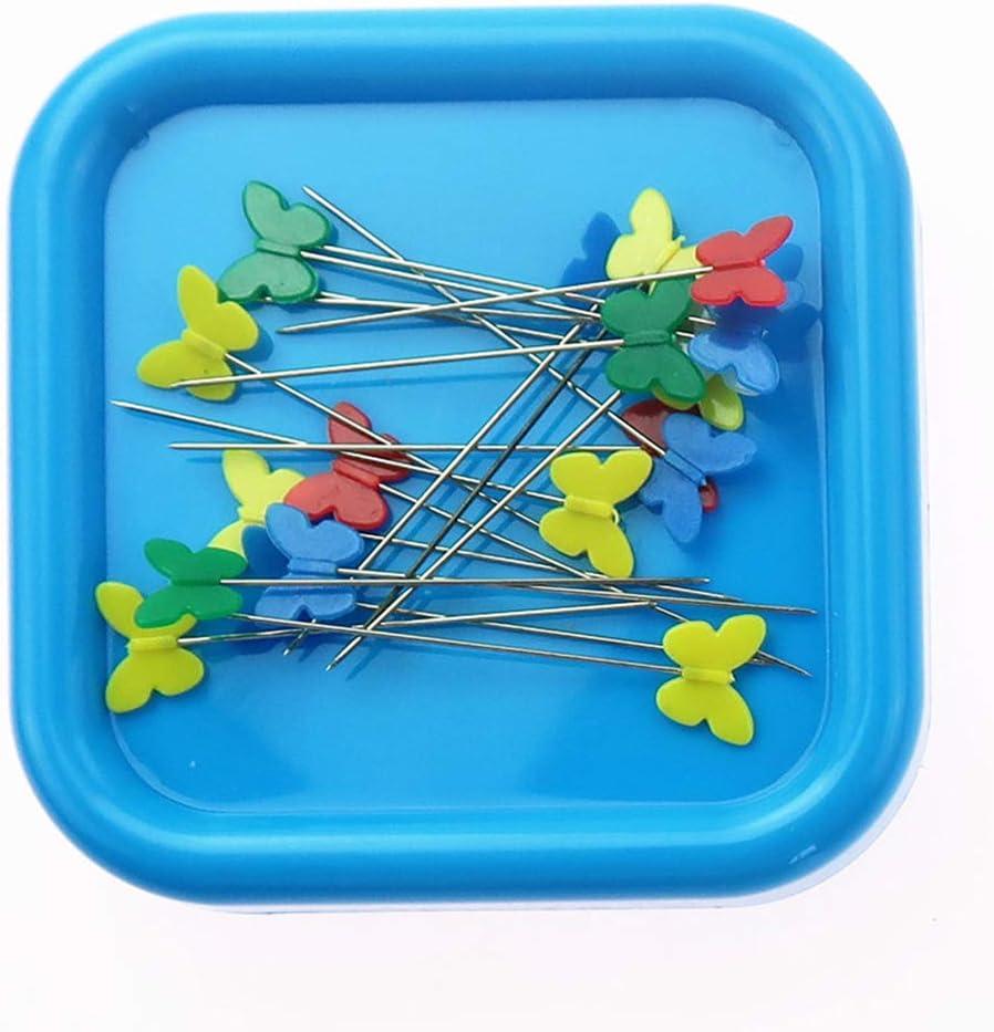 Blau B Baosity Magnetnadelkissen Nadelkissen N/ähen Nadeln Zubeh/ör