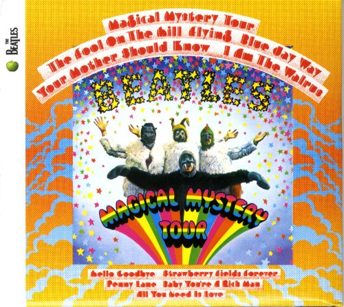 The Beatles: Magical Mystery Tour (Remastered) (Audio CD)