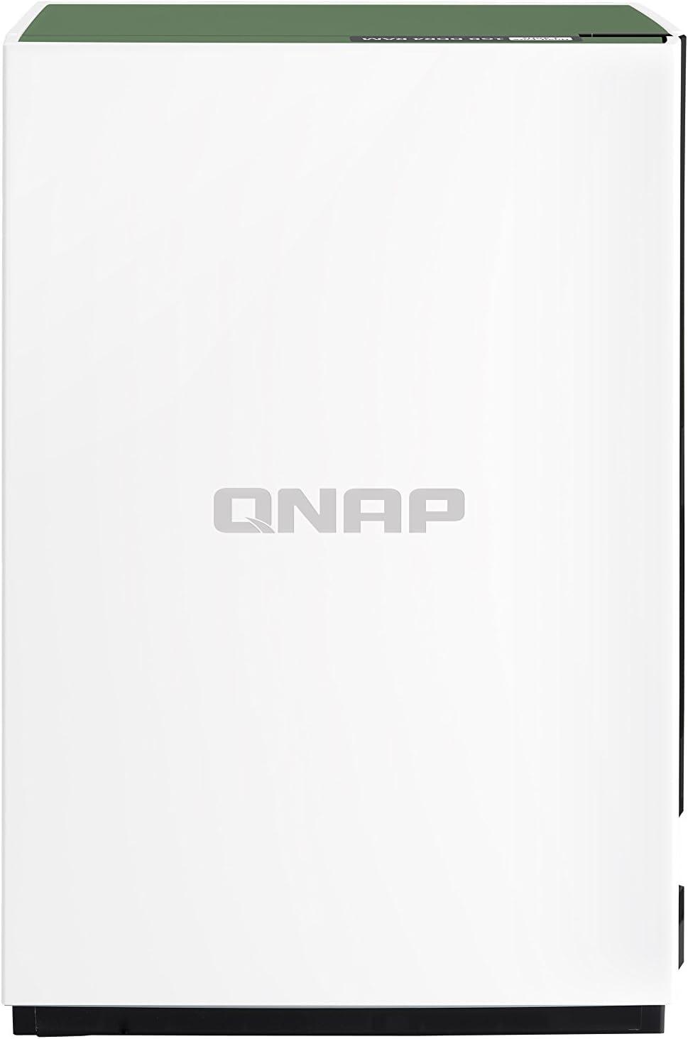 Qnap TS-228A//6TB-RED 2 Bay NAS