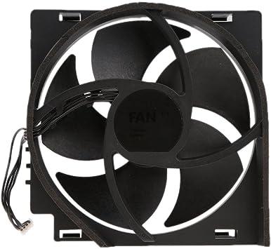 Amazon.es: SM SunniMix Ventilador Interno Interno del Ventilador Negro Más Fresco para Microsoft Xbox One Slim