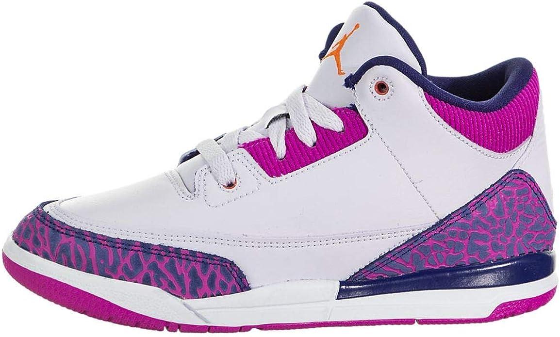 Jordan Air III (3) Retro (Preschool): Shoes