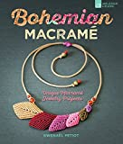 Bohemian Macramé: Unique Macramé Jewelry Projects