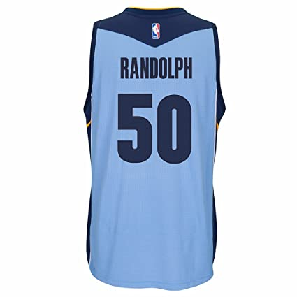 0f128f03d adidas Zach Randolph Memphis Grizzlies NBA Blue Official Climacool Away  Road Swingman Jersey For Men (