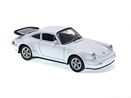 Porsche 964 Turbo White 1:60 Welly