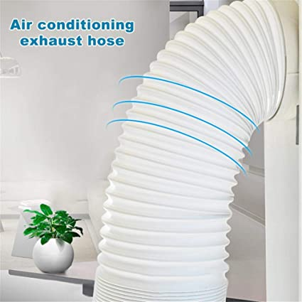 Keptfeet Air Conditioner Hose Extension, Air Conditioner Hose, Portable Air  Conditioner Venting Duct Hose Extension - Window Adapter Pipe Connector