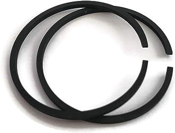 Amazon.com: ITACO - Juego de 2 anillos de pistón para Tanaka ...