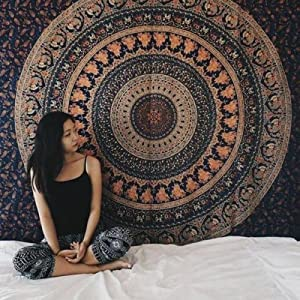 61HEoqqzVaL._SS300_ 6 Best Types of Wall Hanging Tapestries