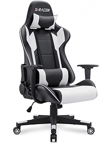 Phenomenal Video Game Chairs Amazon Com Evergreenethics Interior Chair Design Evergreenethicsorg