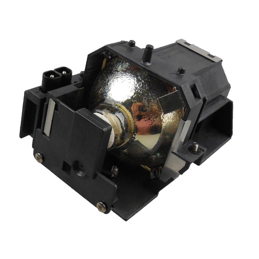 geeignet f/ür Ensemble HD 1080 // ELPHC200 // V11H245120 // V11H262120 // V11H289020 // V11H245020MB // V11H262020 MEHRWEG kompatibel mit Epson Elplp39 Supermait EP39 Ersatzprojektorlampe mit GEH?use