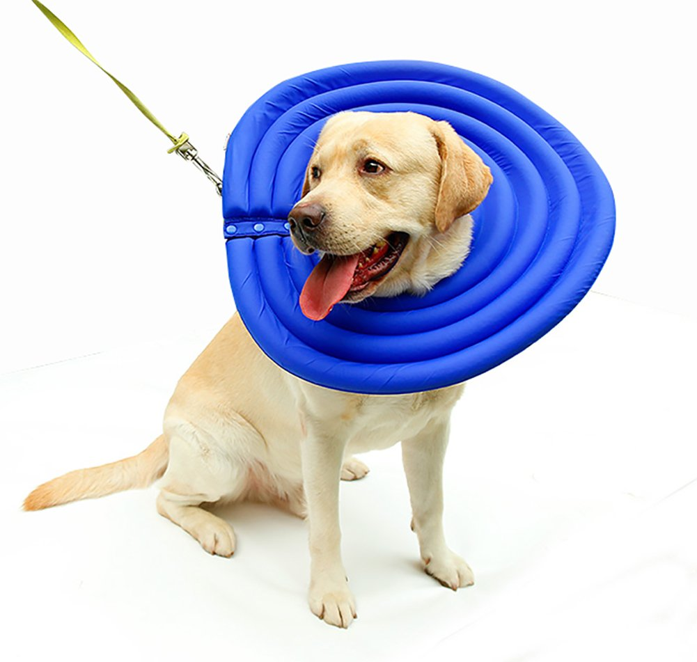Pet Elizabethan Collar Anti-bite Collar Dogs Cats Protective Hood Anti-Scratch Neck Ring Pets Dog Cat Recovery Shield Cover