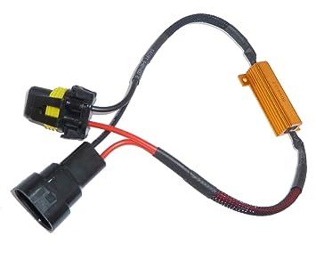 2x H7 Lastwiderstand Widerstand Widerstände LED Scheinwerfer Nebelscheinwerfer