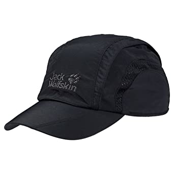 Jack Wolfskin Mens   Womens Ladies Vent Pro Cap  Amazon.es  Ropa y  accesorios 4bc590a622b