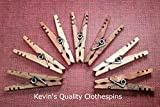 Kevin's Quality Clothespins (Maple, natural) Sold