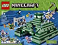 LEGO Minecraft the Ocean Monument 21136 Building Kit (1122 Piece) from LEGO
