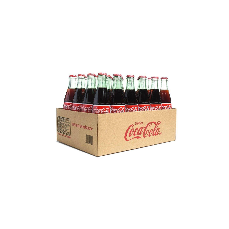 Coca Cola de Mexico (355ML glass bottles, 24 pk.)