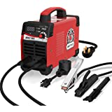WETOLS 110/220V Stick Welder, 160A MMA ARC Welder Machine IGBT Digital Display LCD Hot Start Welding Machine with Electrode H
