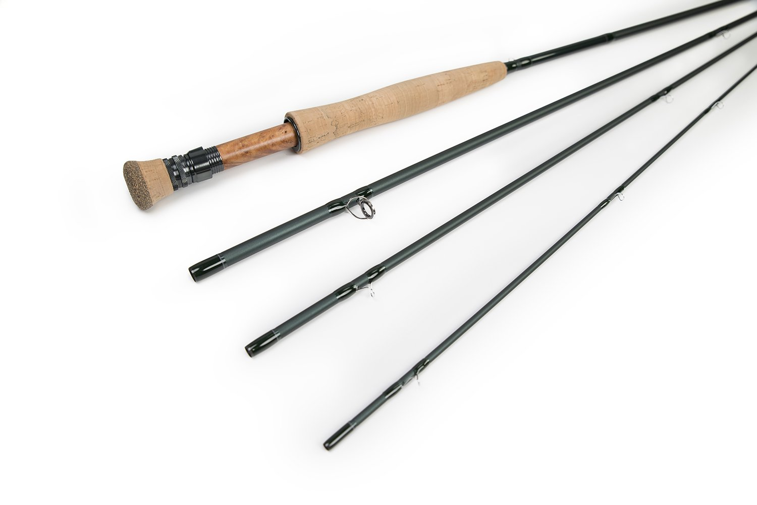 DC - DxF Fly Fishing Rod dxf3104 10 ′ # 3