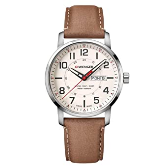 Wenger Attitude Day&Date relojes hombre 01.1541.103