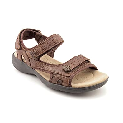 8b55e6cc6809 Clarks Morse Tour Wide Open Toe Sports Sandals Shoes Womens New Display   Amazon.co.uk  Shoes   Bags