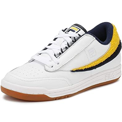 Amazon.com | Fila Men's Original Tennis Varsity Sneakers ...