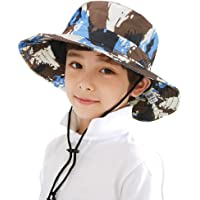 Beige, Over 5 Years LIUHUAF Kids Anti Saliva Fog UV Hat with Face Shield Full Face Isolation Anti-Pollution Fishing Hat Anti UV Sun Cap