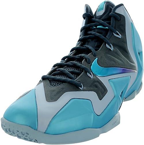 Nike Lebron XI Armory Slate/Gamma Blue