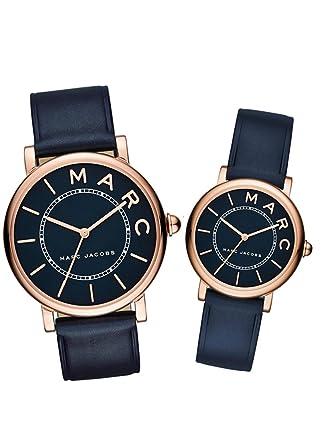 purchase cheap c5284 34cc8 Amazon | マークジェイコブス MARC JACOBS 腕時計 ペアウォッチ ...