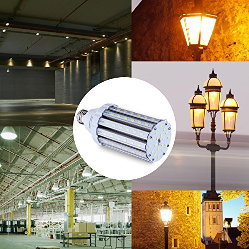 35W Daylight LED Corn Light Bulb For Indoor Outdoor Large