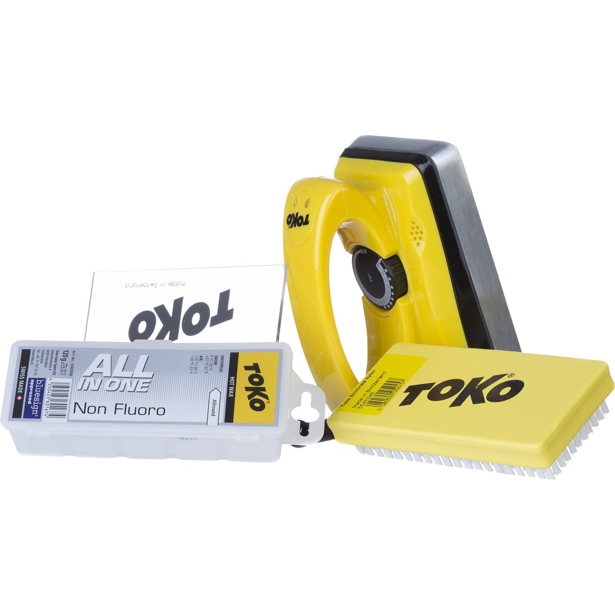 Toko All-in-One Wax Kit One Color, One Size by Toko