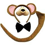 Monkey Set With Sound - Accessory Set (accesorio de disfraz)