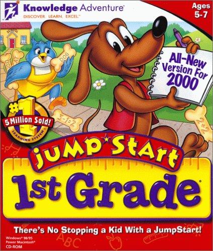 Jump Start: 1st Grade (輸入版) B00001XDWZ Parent