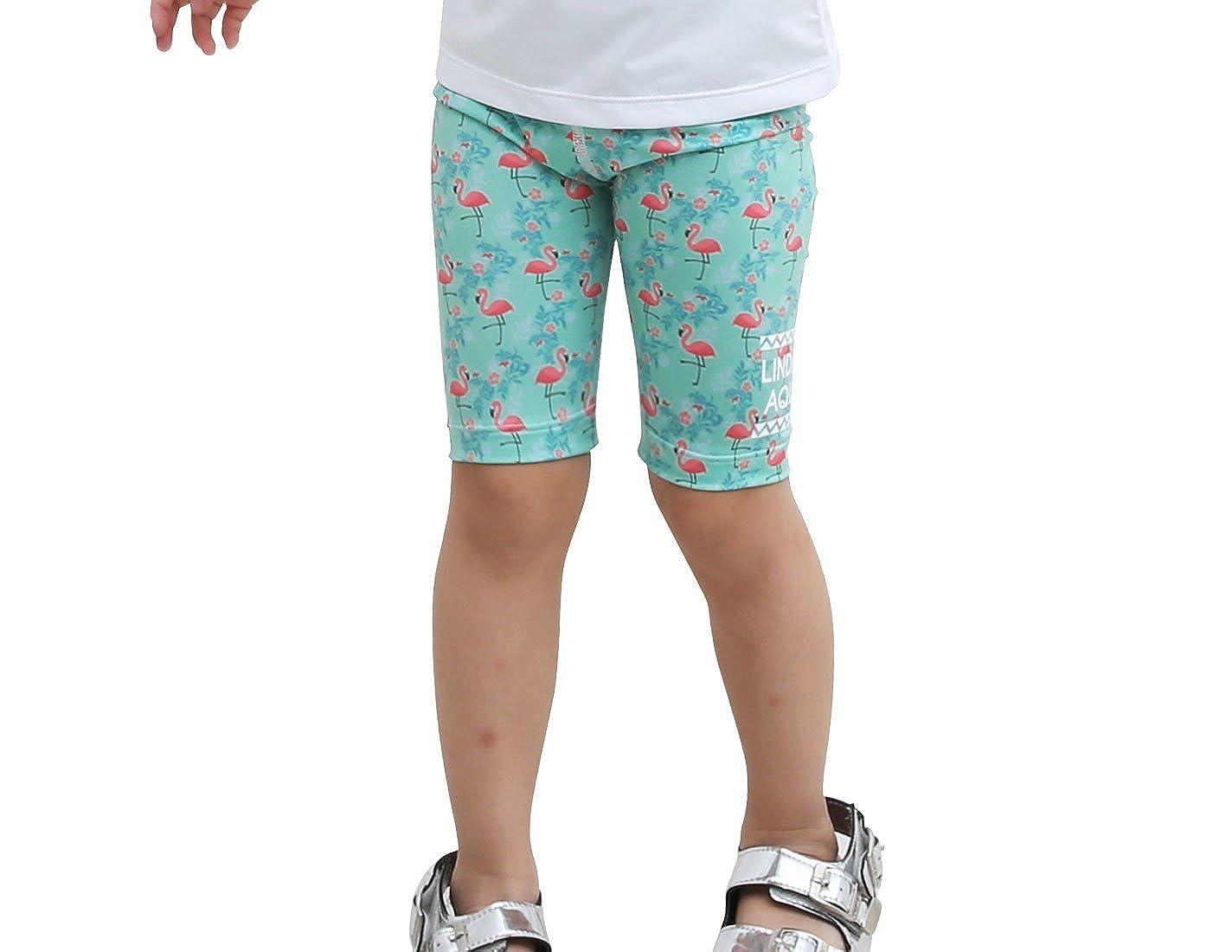 LINDA J Boys Swim Leggings Rashguard UPF 50+