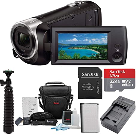 Sony HDR-CX440/B product image 6