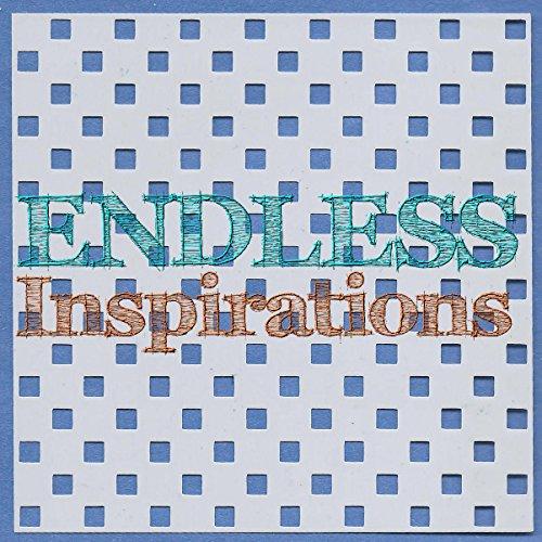 (Endless Inspirations Original Stencil, 6x6 Inch, Checkerboard 1)