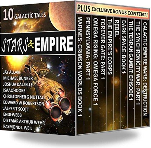 Stars & Empire: 10 Galactic Tales (Stars & Empire Box Set Collection) (English Edition)