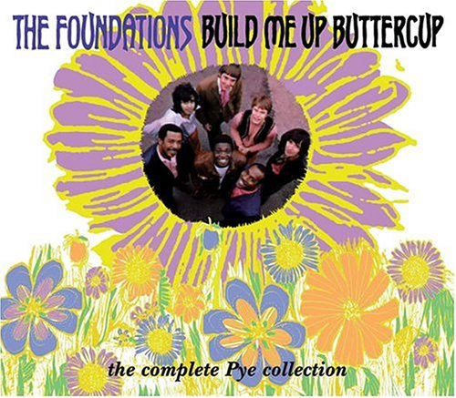 Build Me Up Buttercup: The Complete Pye Collection by Castle Music