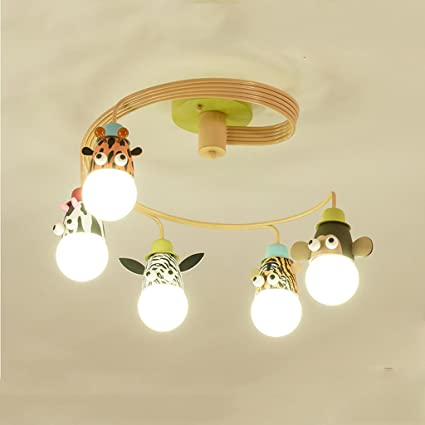 Amazon.com: YXGH- Children\'s Room Ceiling Lamp Bedroom ...