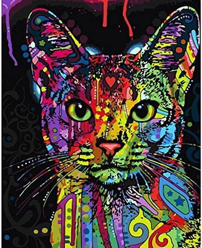 Do it yourself Personnalisé Custom Huile Peinture par numéros PHOTO Dessin Toile