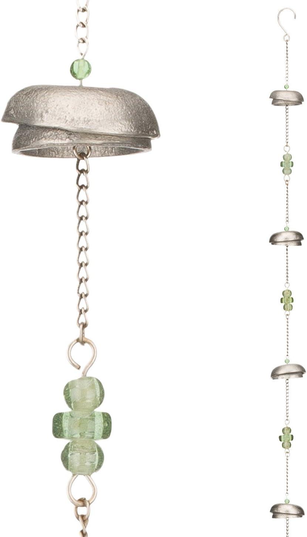 Regal Art /& Gift 4 Inches x 4 Inches x 104 Inches Rain Chain Lace Cone
