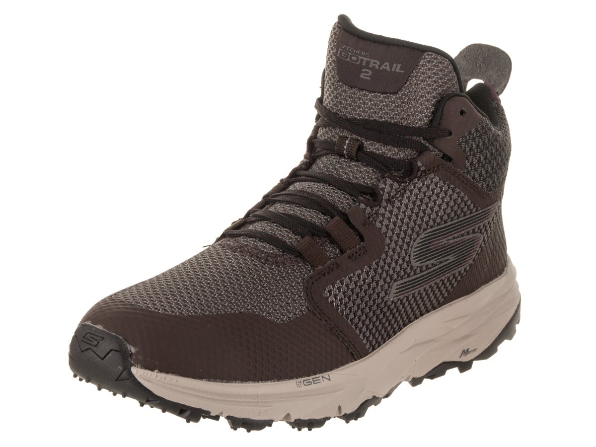 Skechers Women's Go Trail 2 - Grip Hiking Shoe B077H23MVT 11 B(M) US|Chocolate